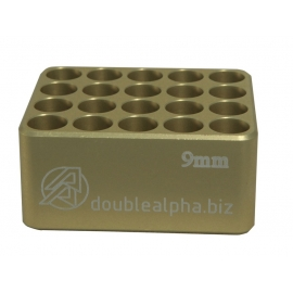 Przymiar wzorcowy do amunicji elaborowanej kaliber 9 mm
