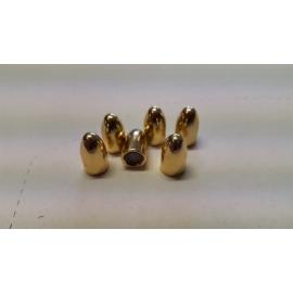Pociski 9 mm (.355) 124 grain/8 gram, FMJ RN, ALSA PRO