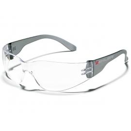 Okulary ZEKLER 30 bezbarwne, oprawki szare