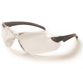 Okulary ZEKLER 15 bezbarwne, oprawki szare