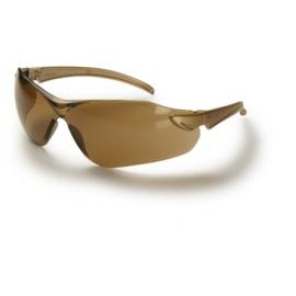 Okulary ZEKLER 15 brązowe, oprawki brązowe