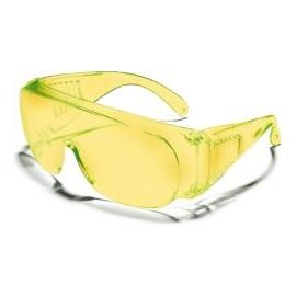 Okulary ZEKLER 33 żółte
