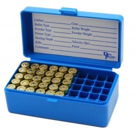 Pudełko Dillon na 50 szt. amunicji 9 mm